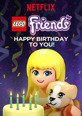 Kliknij by uszyskać więcej informacji | Netflix: LEGO: Friends: Happy Birthday to You! / LEGO Friends: Wszystkiego najlepszego! | Niespodzianka! Cała ekipa chce ztobą świętować ten wyjątkowy dzień. Na szalonej imprezie nie zabraknie też wesołych zwierzaków!
