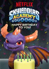 Kliknij by uszyskać więcej informacji   Netflix: Skylanders Academy: Happy Birthday to You! / Skylanders Academy: Wszystkiego najlepszego!   Skylanderów czeka najważniejsza misja whistorii: muszą zadbać oto, bytwoje urodziny były wtym roku naprawdę wyjątkowe!