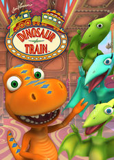 Kliknij by uszyskać więcej informacji | Netflix: Dinosaur Train / Dinopociąg | A preschool-aged T. rex and his adoptive family go for adventures on the Dinosaur Train and learn fascinating new facts about incredible creatures.