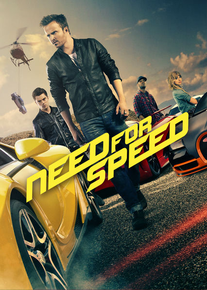 Netflix: Need for Speed | Fresh out of the jail, a street racer puts the pedal to the metal in a wild cross-country event to take down the man who framed him for manslaughter. <b>[AU]</b> | Oglądaj Film na Netflix.com