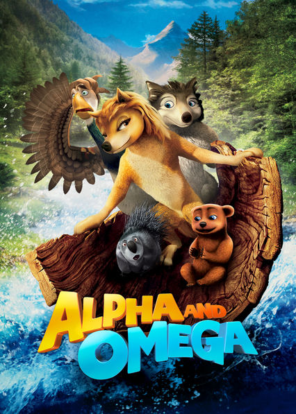 Netflix: Alpha and Omega / Zakochany wilczek | When park rangers capture alpha wolf pup Kate and omega wolf pup Humphrey, the two end up in a strange land and must find their way back home. | Oglądaj Film dla dzieci na Netflix.com