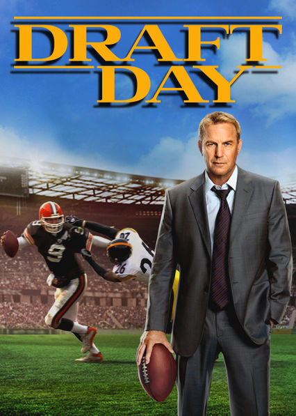 Netflix: Draft Day / Ostatni gwizdek | On the day of the NFL player draft, Cleveland general manager Sonny Weaver trades up to get the first pick, with unexpected consequences. <b>[PL]</b> | Oglądaj Film na Netflix.com