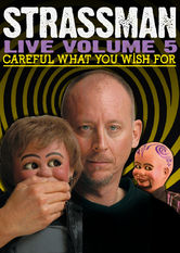 Kliknij by uszyskać więcej informacji | Netflix: David Strassman: Careful What You Wish For | David Strassman, master ventriloquist and comic, takes you down a rabbit hole of fun with a mind-bending show where nothing is as it seems.