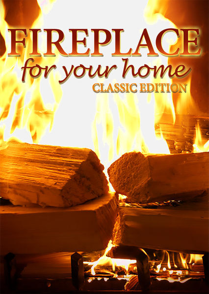Netflix: Fireplace 4K: Classic Crackling Fireplace from Fireplace for Your Home / Kominek 4K: Klasyczny trzaskający kominek z serii Kominek w Twoim domu | The first of its kind in UHD 4K, with the clearest picture available, a real fireplace sparks and crackles, adding warmth and atmosphere to any home. | Oglądaj Film na Netflix.com