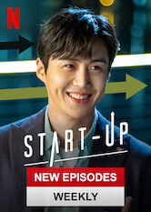 Kliknij by uzyskać więcej informacji | Netflix: Start-Up / Start-Up | Young entrepreneurs aspiring to launch virtual dreams into reality compete for success and love in the cutthroat world of Korea's high-tech industry.
