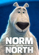 Kliknij by uszyskać więcej informacji | Netflix: Norm of the North / Norm of the North | When a greedy developer wants to build condos in the Arctic, polar bear Norm travels to New York City to find a way to save his peaceful homeland.