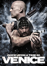 Kliknij by uszyskać więcej informacji | Netflix: Once Upon a Time in Venice / Once Upon a Time in Venice | To get his beloved terrier back from the vicious gang that stole him, a weary private detective must do a few illegal favors for the gang's leader.