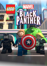 Kliknij by uzyskać więcej informacji | Netflix: LEGO Marvel Super Heroes: Black Panther / LEGO Bohaterowie Marvela: Czarna Pantera | When Thanos joins forces with villains Killmonger and Klaue to destroy Earth, Black Panther rushes to stop them from stealing Wakanda's vibranium. <b>[PL]</b>