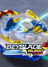 Kliknij by uzyskać więcej informacji | Netflix: Beyblade Burst Rise / Beyblade Burst Rise | After training with legendary Valt Aoi, Dante and his trusty Ace Dragon lead the next generation of Bladers to battle in Japan — Beyblade's birthplace.