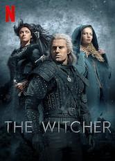 Kliknij by uszyskać więcej informacji | Netflix: Wiedźmin / The Witcher | Geralt zRivii, zmutowany łowca potworów, podąża ścieżką przeznaczenia wświecie, gdzie ludzie często okazują się gorsi niż najstraszniejsze monstra.