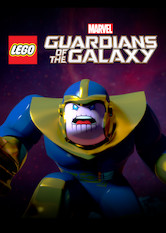 Kliknij by uszyskać więcej informacji | Netflix: LEGO Bohaterowie Marvela: Strażnicy Galaktyki / LEGO Marvel Super Heroes: Guardians of the Galaxy | The Guardians are on a mission to deliver the Build Stone to the Avengers before the Ravagers, Thanos and his underlings steal it from them. <b>[PL]</b>