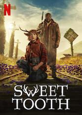 Kliknij by uszyskać więcej informacji   Netflix: Łasuch / Sweet Tooth   Uroczy chłopiec, który jest wpołowie człowiekiem, awpołowie jeleniem, rusza wniebezpieczną podróż przez postapokaliptyczny świat. Towarzyszy mu szorstki opiekun.