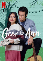 Netflix: Geez & Ann | <strong>Opis Netflix</strong><br> After falling for Geez, a heartthrob at school, Ann must confront family opposition, heartache and deception as their romance struggles. | Oglądaj film na Netflix.com