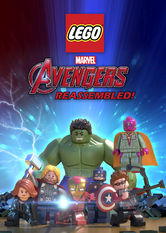 Netflix: LEGO Marvel Super Heroes: Avengers Reassembled! | When Ultron seizes control of Iron Man&#39;s armor, the Avengers race to save their friend and stop an evil plot to take over the world. <b>[FR]</b> | Oglądaj Film dla dzieci na Netflix.com