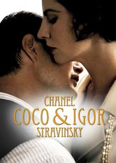 Kliknij by uzyskać więcej informacji | Netflix: Coco Chanel and Igor Stravinsky / Chanel i Strawiński | Famed fashion designer Coco Chanel -- reeling from the death of her beau -- meets and falls for Russian composer Igor Stravinsky in 1920s Paris.