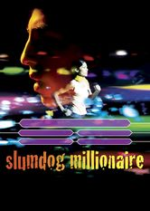 Kliknij by uszyskać więcej informacji | Netflix: Slumdog Millionaire / Slumdog. Milioner z&nbsp;ulicy | After coming within one question of winning a fortune on a game show, an uneducated young &#39;slumdog&#39; is accused of cheating and arrested. <b>[AU]</b>