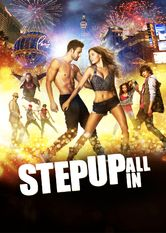 Kliknij by uzyskać więcej informacji | Netflix: Step Up: All In | Continuing the Step Up street dance series, competitors gather in Las Vegas for the ultimate dance-off, including champions from the previous films. <b>[PL]</b>
