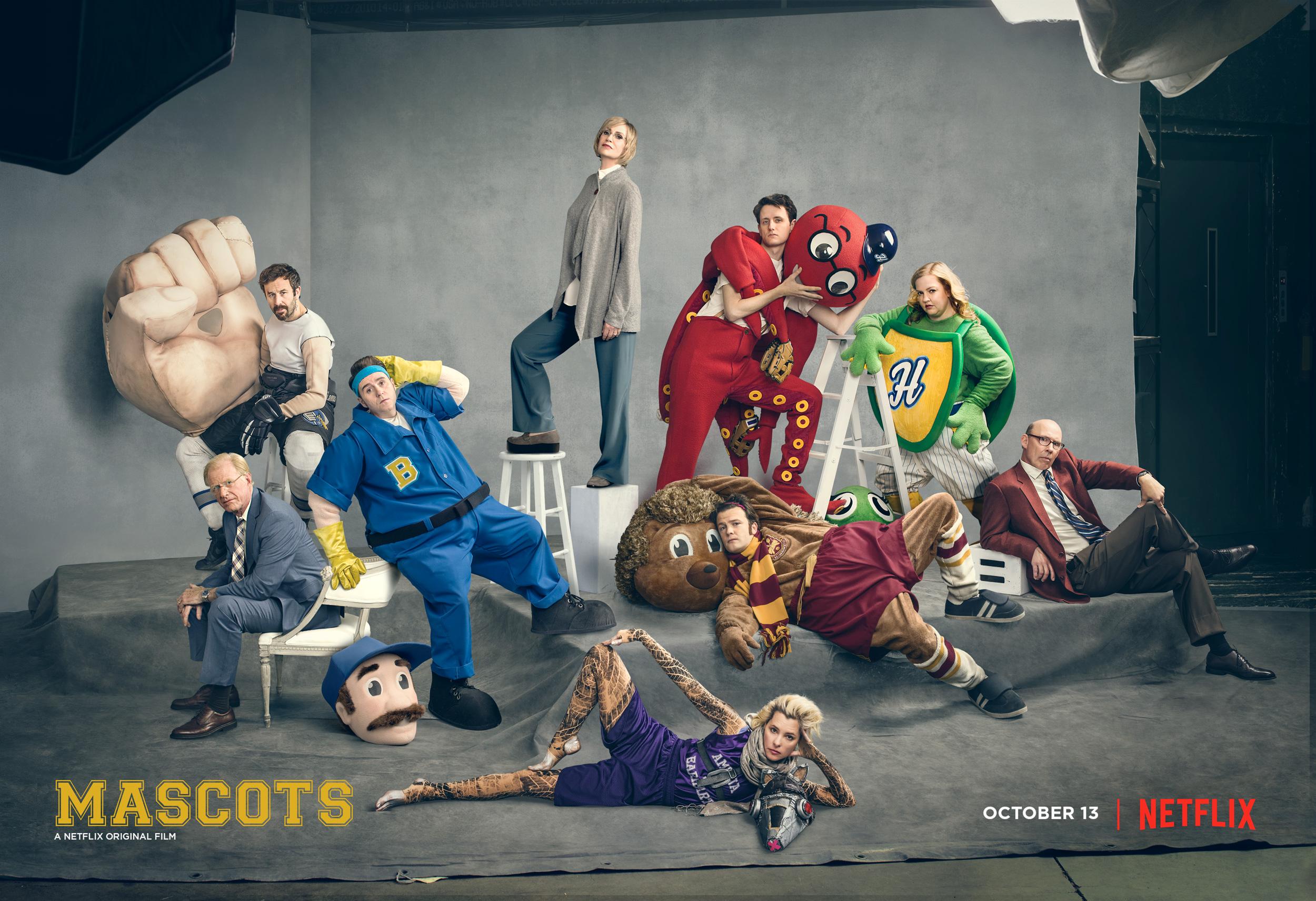 mascots-poster