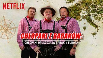 netflix-Trailer Park Boys-Out of the Park-Europe