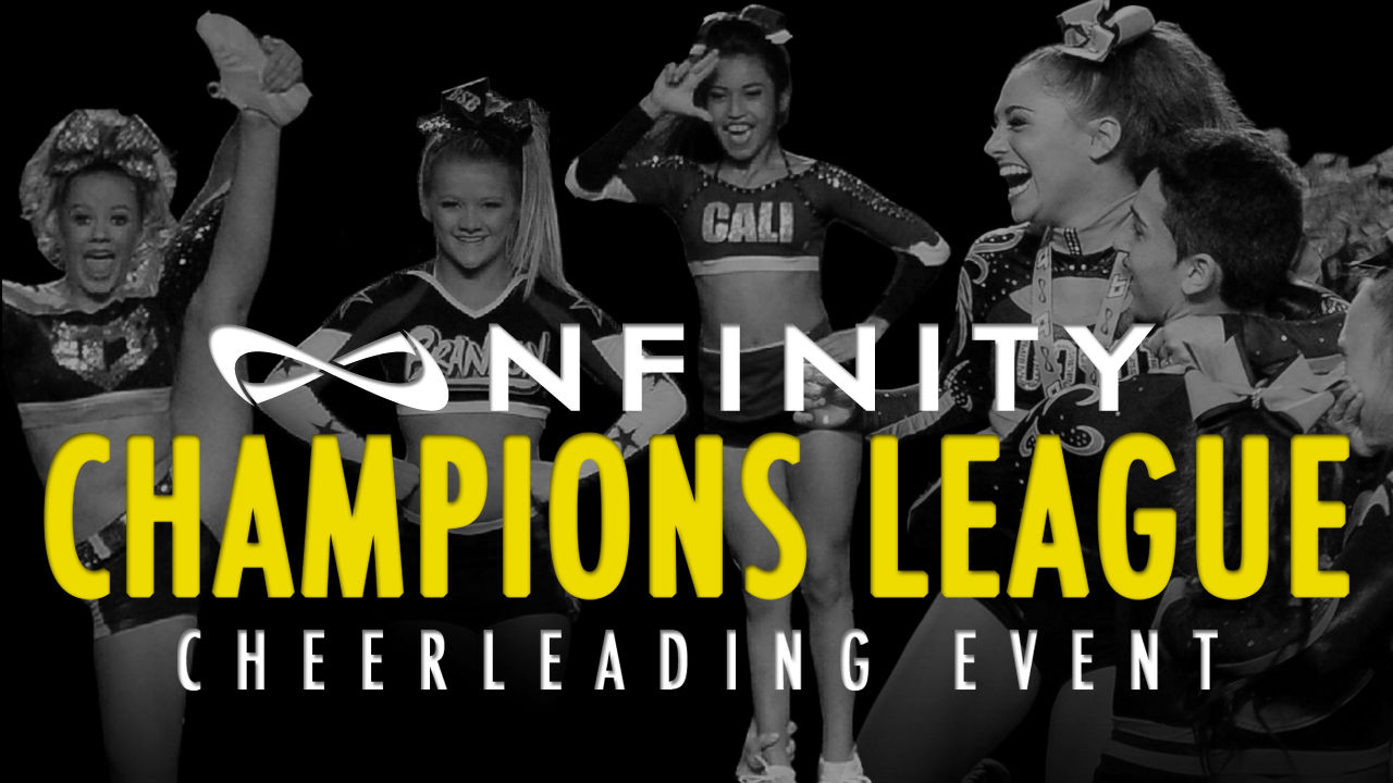 netflix-Nfinity-Champions-League-Cheerleading-Event