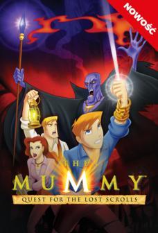 showmax-Mumia-Legenda-zaginionego-zwoju
