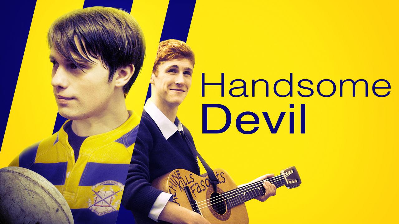 netfix-Handsome-Devil