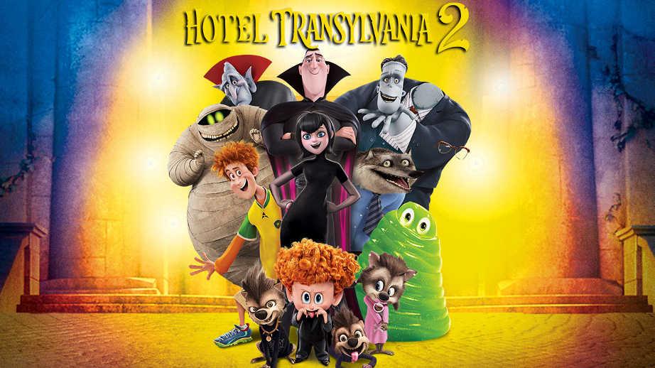 netflix-Hotel Transylvania 2
