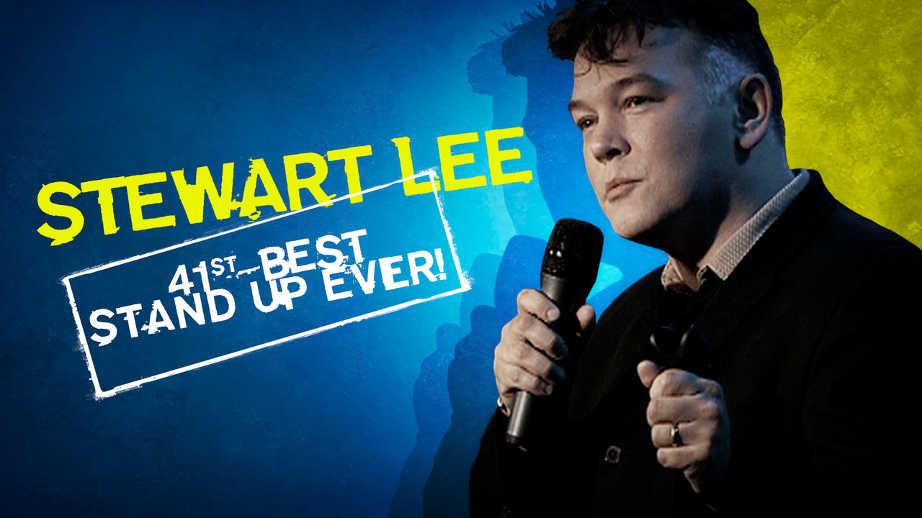netflix-Stewart Lee 41st Best Stand Up Ever-bg-1
