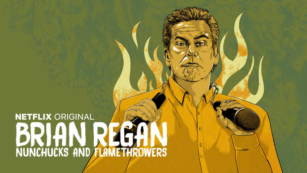 netflix-Brian Regan Nunchucks and Flamethrowers-bg-1