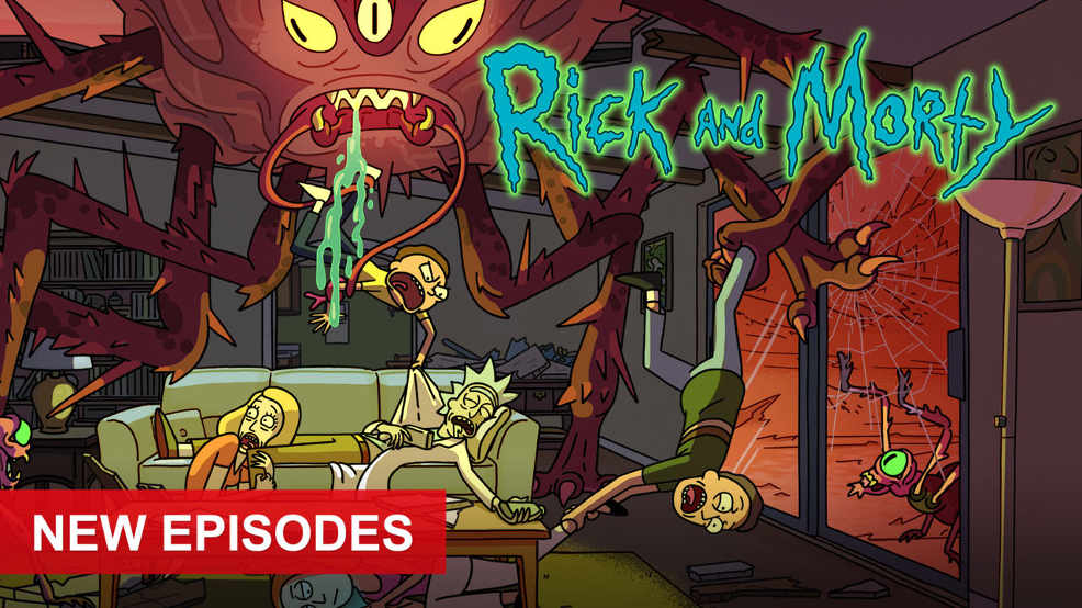 netflix-Rick and Morty-bg-1