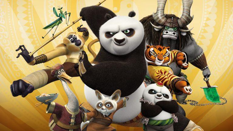 Kung Fu Panda Legenda o niezwyklosci (4)