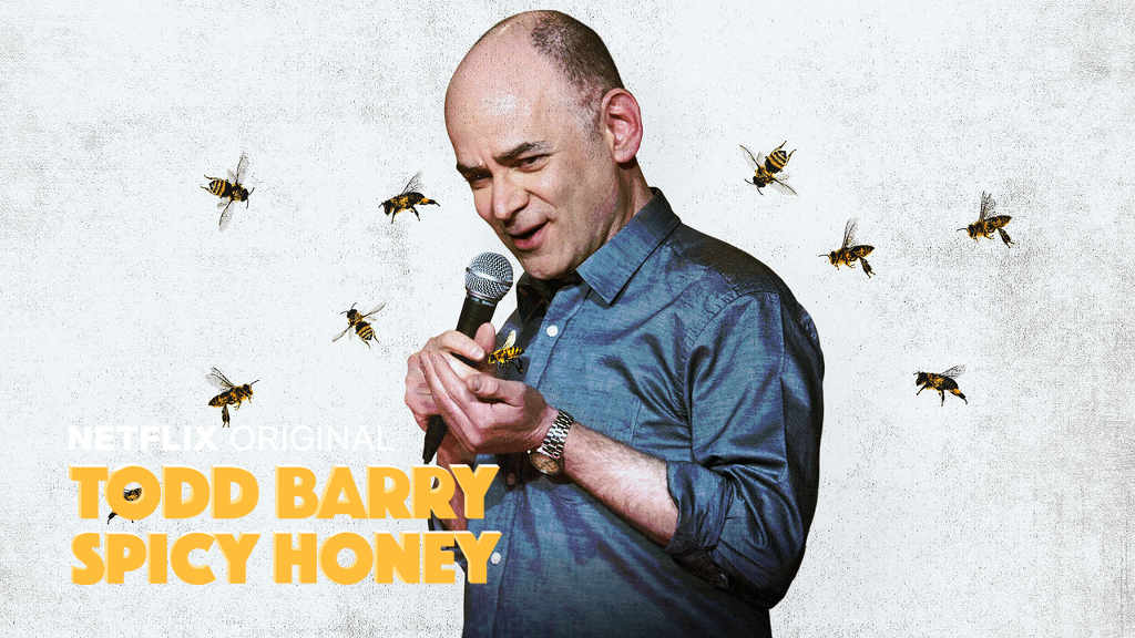 netflix-Todd Barry Spicy Honey-bg-1