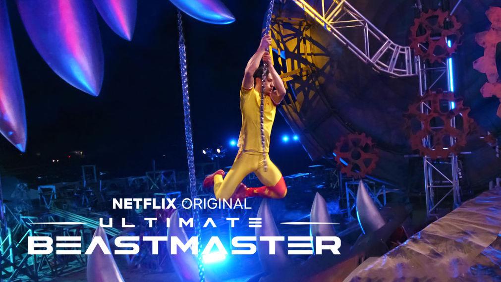 netflix-Ultimate Beastmaster
