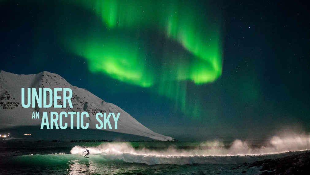 how to watch under an arctic sky