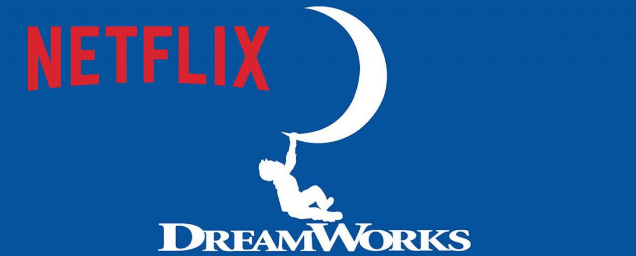 netflix-dreamworks-logos