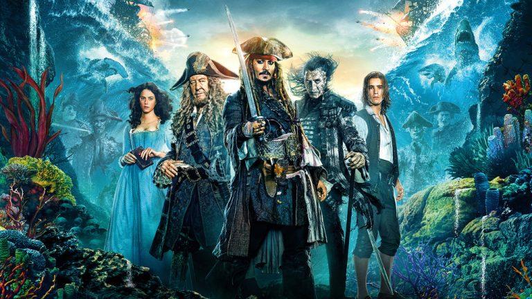 Piraci z Karaibów 5