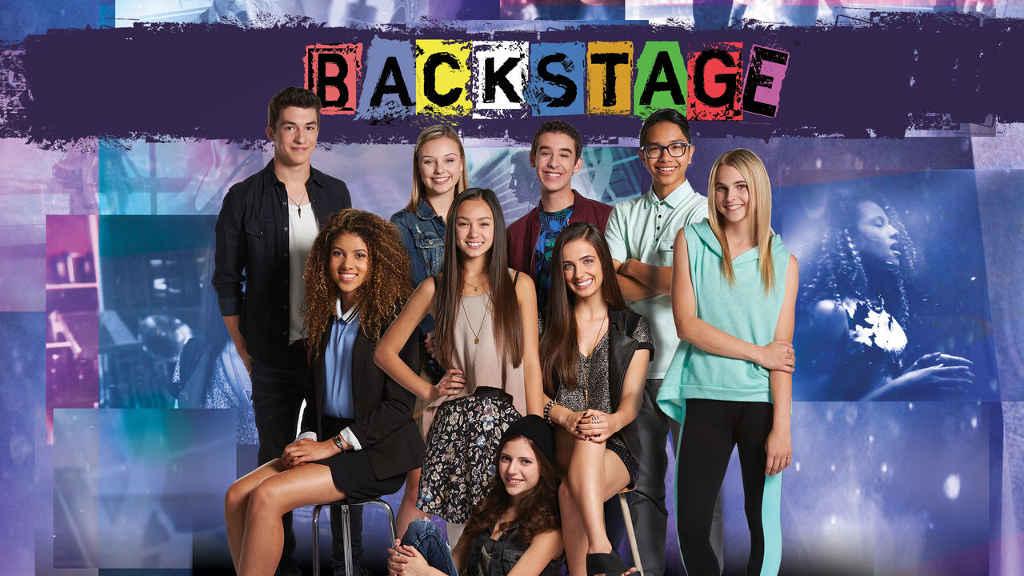 Backstage Serie