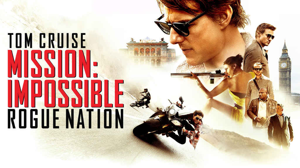 netflix-Mission Impossible 5