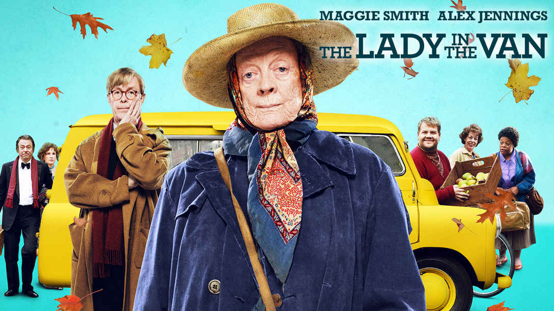 netflix The Lady in the Van