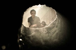 Natalie Portman in Annihilation from Paramount Pictures and Skydance.