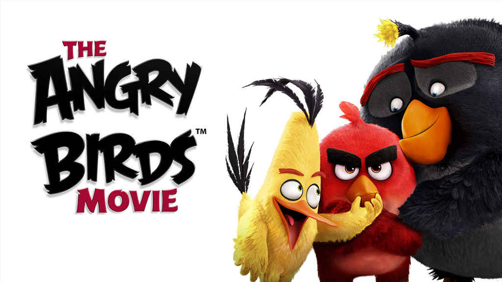 netflix-The Angry Birds Movie
