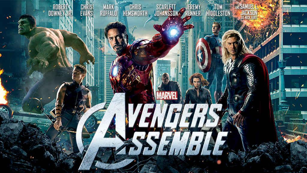 netflix-Avengers Assemble