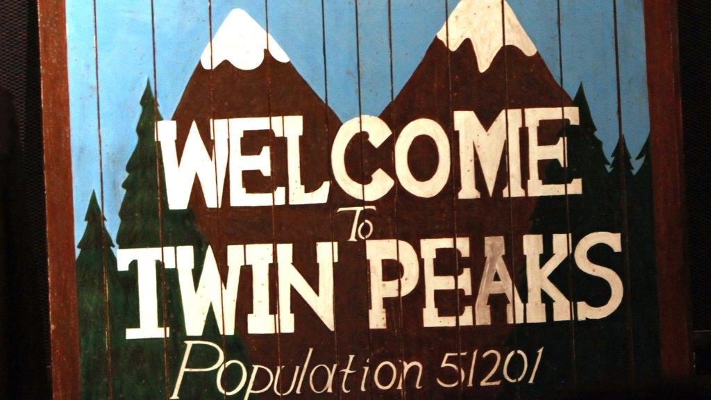 Twin Peaks Ogniu krocz za mna