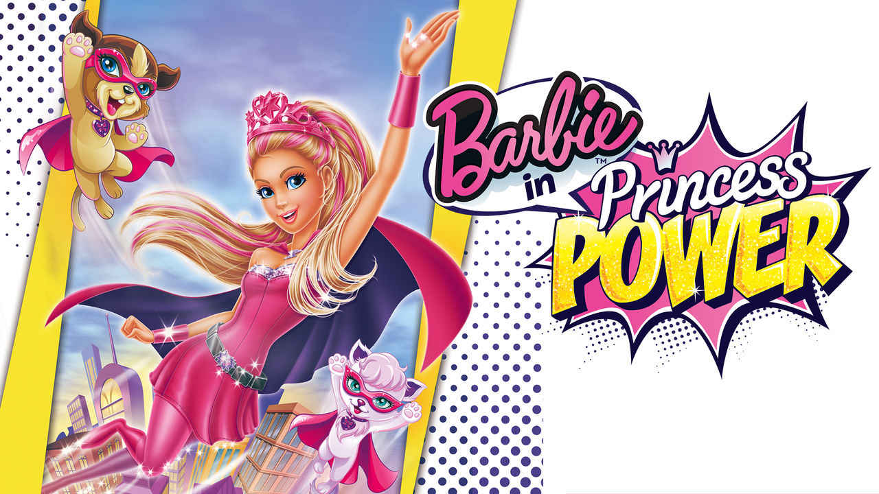 netflix-Barbie in Princess Power-bg-1