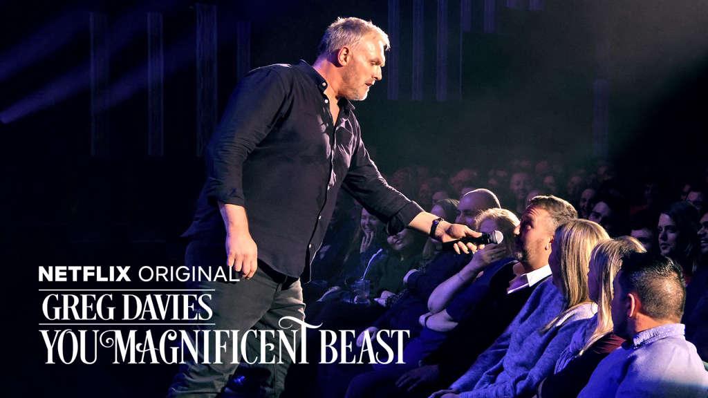 netflix-Greg Davies You Magnificent Beast-bg-1