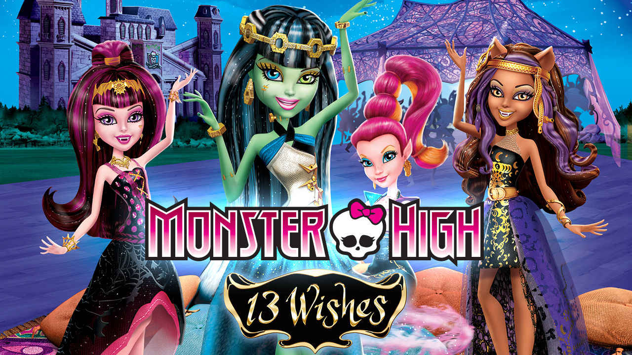 netflix-Monster High 13 Wishes-bg-1