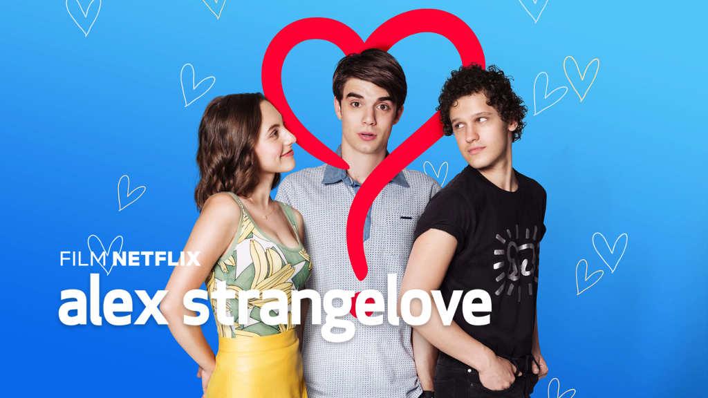 netflix Alex Strangelove