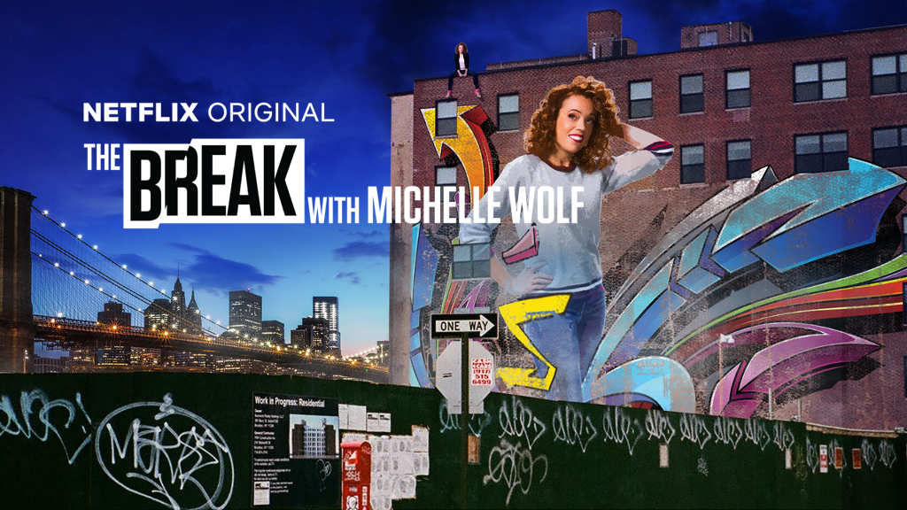 Netflix The Break with Michelle Wolf S2