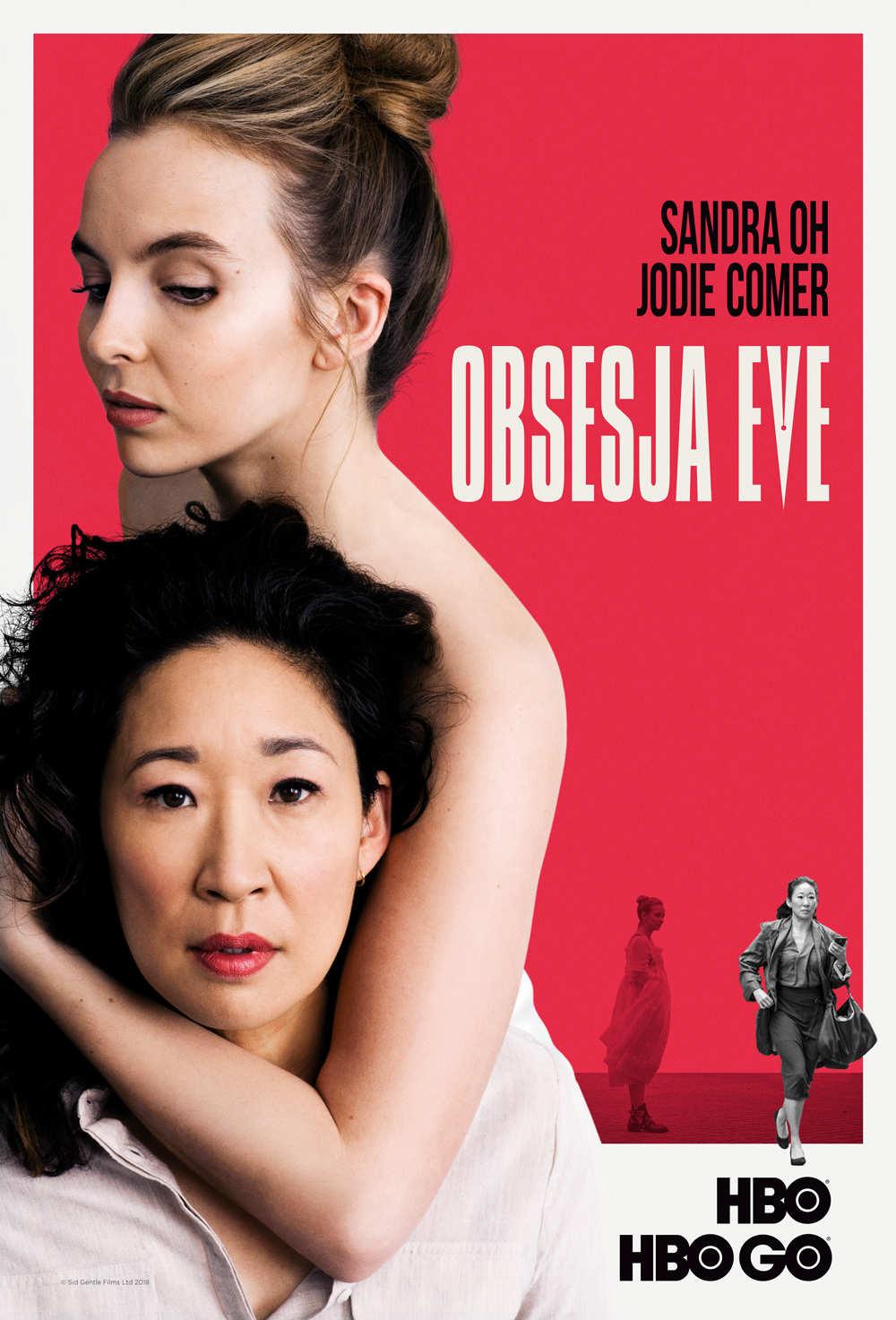 HBO Obsesja Eve plakat