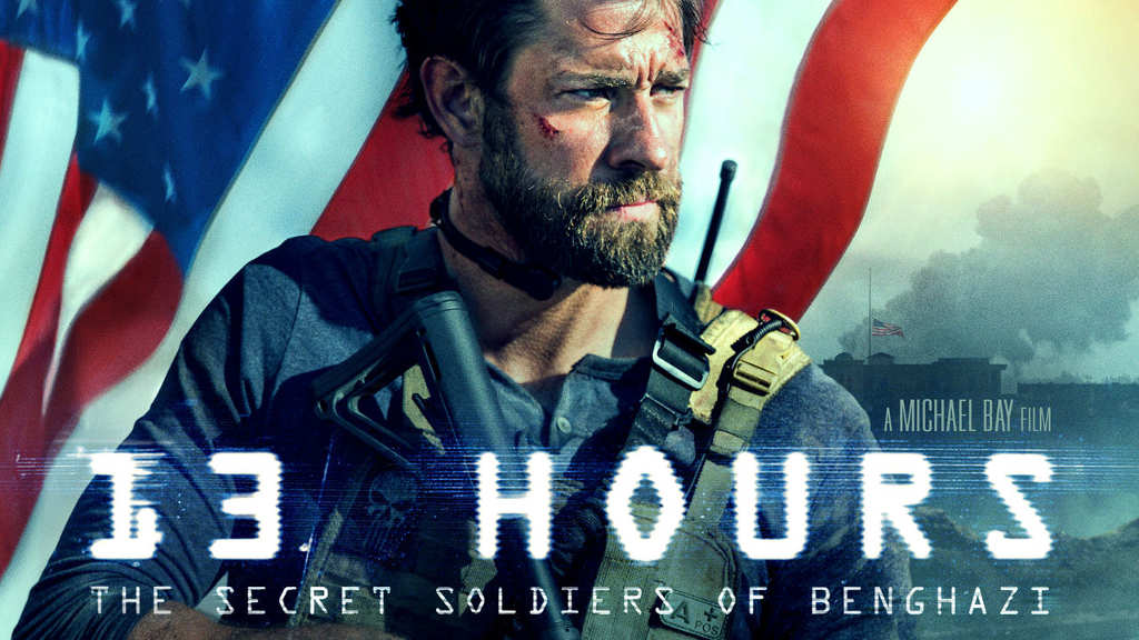 netflix 13 Hours The Secret Soldiers of Benghazi